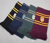 Harry Potter Ravenclaw Scarf  Midnight Blue and Grey ...