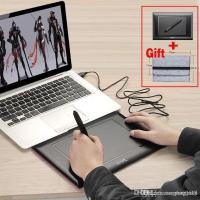 Computer Drawing Pad. Cheap Graphic Drawing Tablet Usb