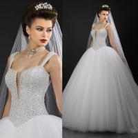 The gallery for --> Princess Wedding Dresses With Bling Corset