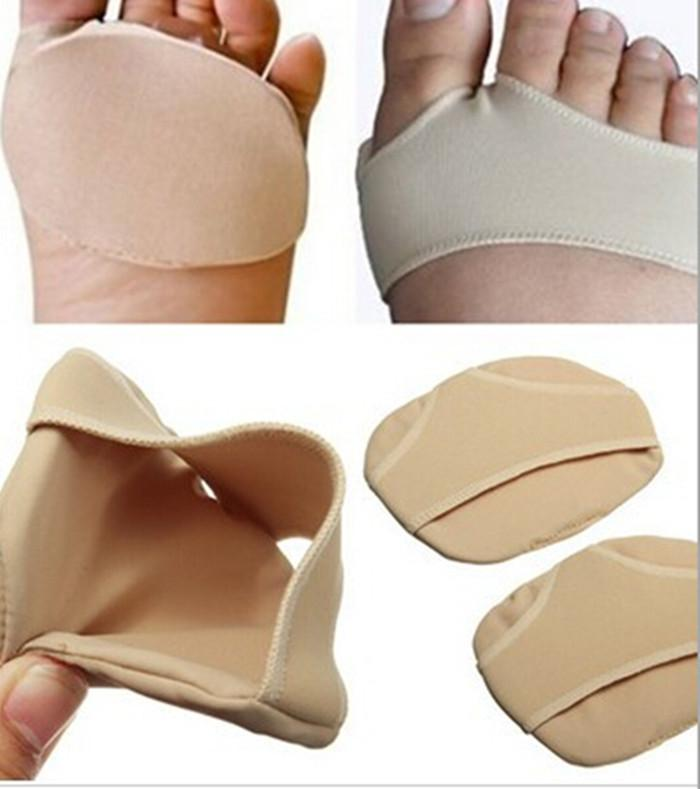 Gel Forefoot Metatarsal Pad Foot Pads Toe Silicone Cushion