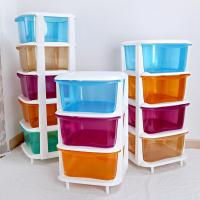 Best Large Candy Colored Plastic Drawer Storage Cabinets ...