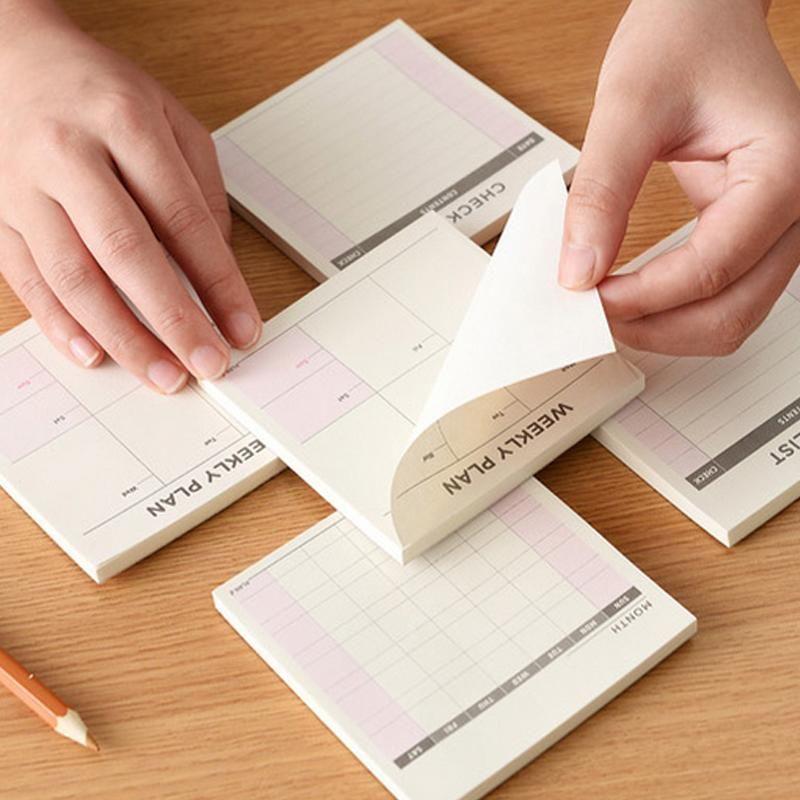 Best Wholesale Kawaii Weekly Monthly Work Planner Book Diary Agenda