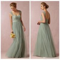 Sage Convertible Dress Bridesmaid Dress Green Tulle ...