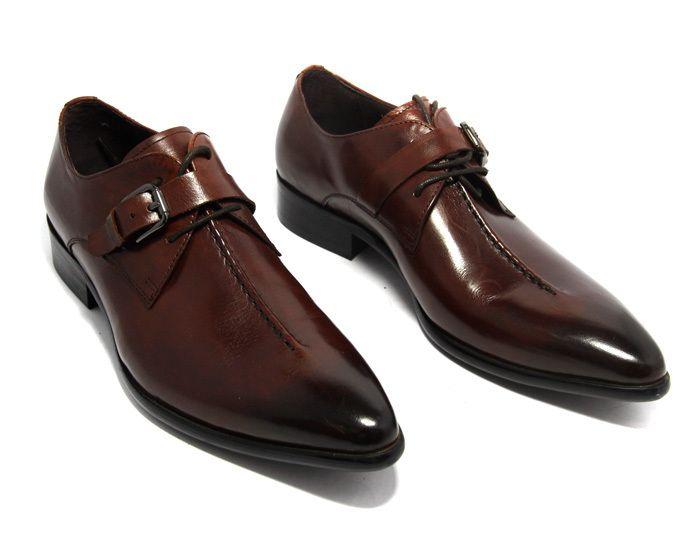 Wholesale Italian Men Dress Shoespanish Shoesgenuine