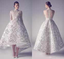 Small Of White Evening Dresses