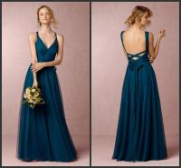 Sapphire Bridesmaid Dresses | All Dress