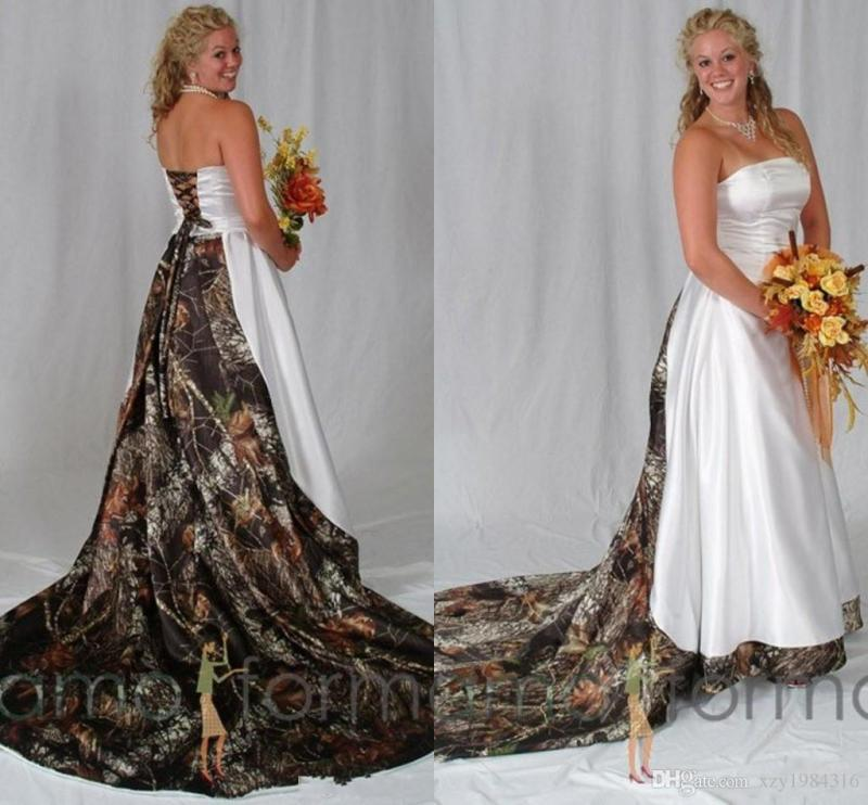 Large Of Camo Wedding Dresses