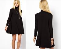 Hot Sale New 2015 Women Winter Casual Dress Plus Size ...