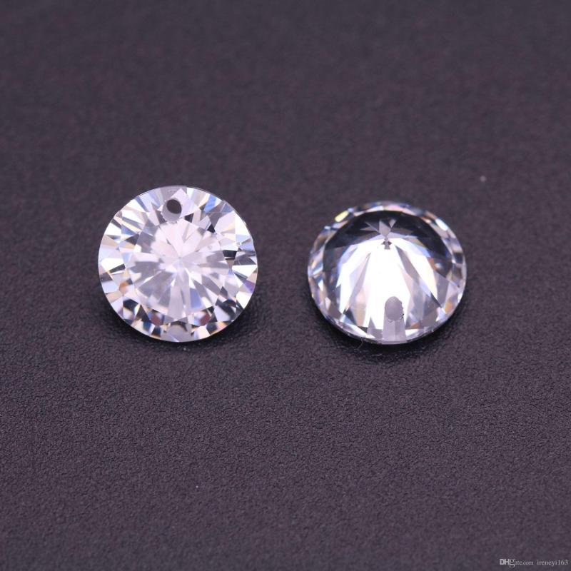 Large Of Cubic Zirconia Vs Diamond