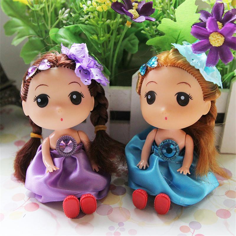 Cute Barbie Doll Wallpaper Images 2019 Princess Mini Bowknot Barbie Dolls Cute Cartoon