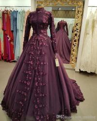 Medieval Princess Prom Ball Gown With Appliques Flowers ...