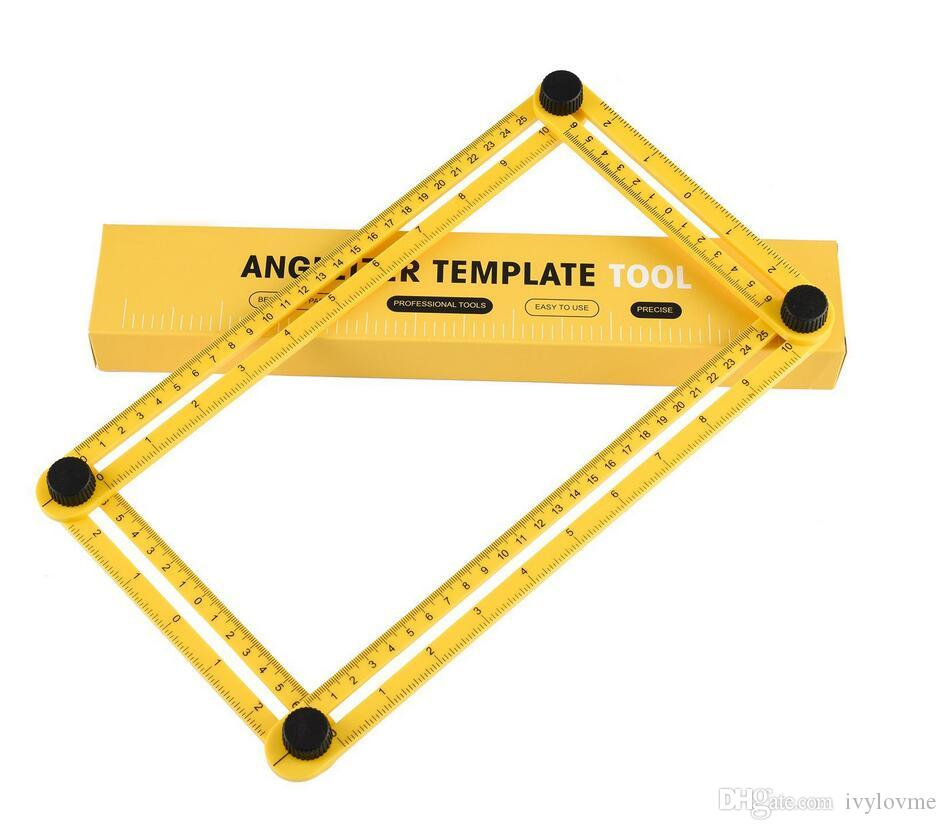 New Template Tool Measuring Instrument Angle Square Template Tool
