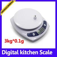 2017 Most Accurate Digital Kitchen Scale 3kg Electronic ...