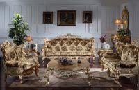 2018 Baroque Classic Living Room Furniture European ...