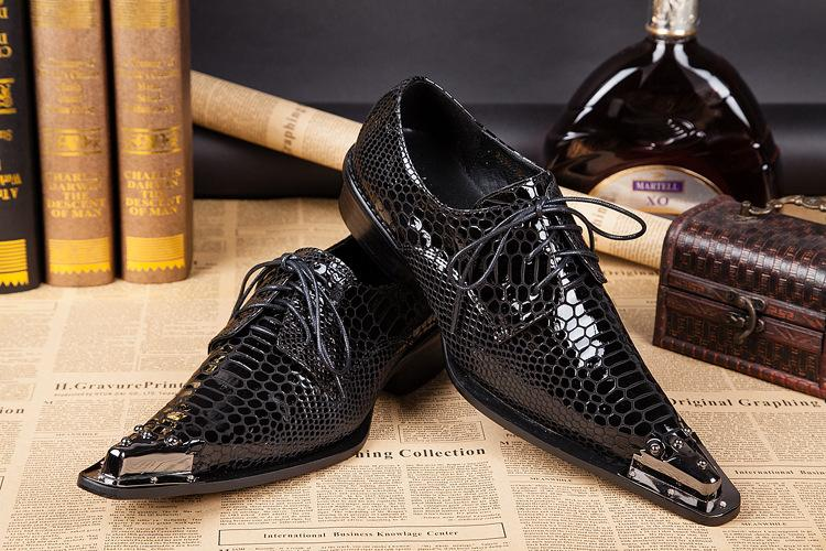 European And American Business Casual Shoes Of England