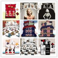Marilyn Monroe 3d Bedding Queen Bedding Set Ployester Bed ...