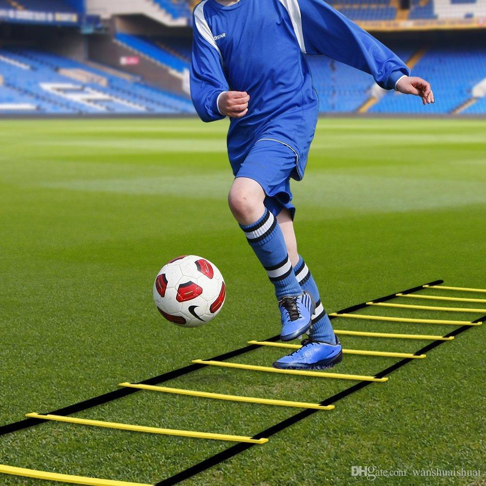 2019 Speed Ladder Soccer Training Agility Ladder Durable