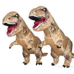Small Crop Of T Rex Costume