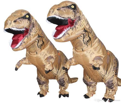 Medium Of T Rex Costume