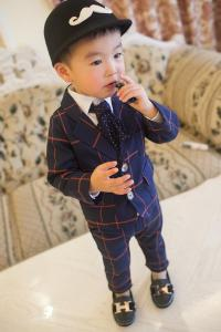 Online Cheap Kids Suit Outfits Infant Clothing Baby Suit ...
