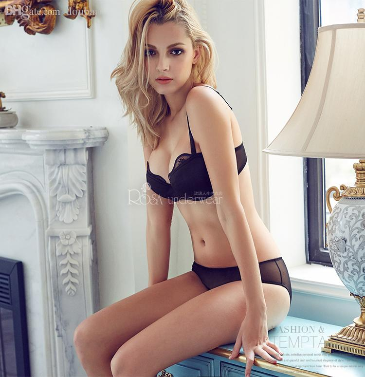 Cute Girl Doll Wallpaper Hd 2017 Wholesale Sexy Girl Ultra Thin Lace Bra Brief Set For