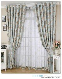 2017 Rustic Window Curtains For Living Room/ Bedroom ...