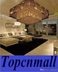 High Quality Elegant K9 Crystal Ceiling Chandelier Clear ...