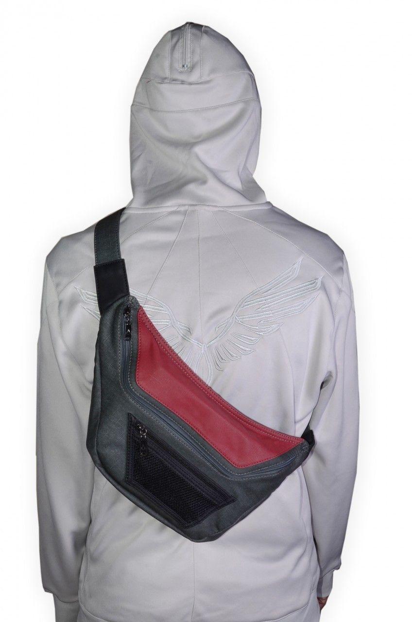 Girl Wearing Headphones Wallpaper Game Assassins Creed Iii Cosplay Bag Desmond Messenger