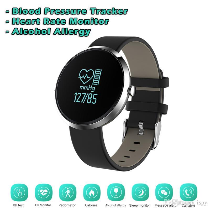 S10 Blood Pressure Tracker Smartband Women Health Smart Band Heart