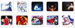 Superb Hot Anime Inuyasha Characters Kagome Higurashi Kikyo Custom Mouse Padmousemat Sengoku Otogizoshi Inuyasha Sesshomaru Mousepad Wrist Rest Mousewrist Rest Hot Anime Inuyasha Characters Kagome Hig