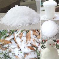 Christmas Decoration Instant Snow Magic Prop Diy Instant ...
