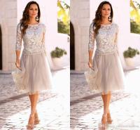 2016 Vintage Short Mother Of The Bride Dresses Women ...