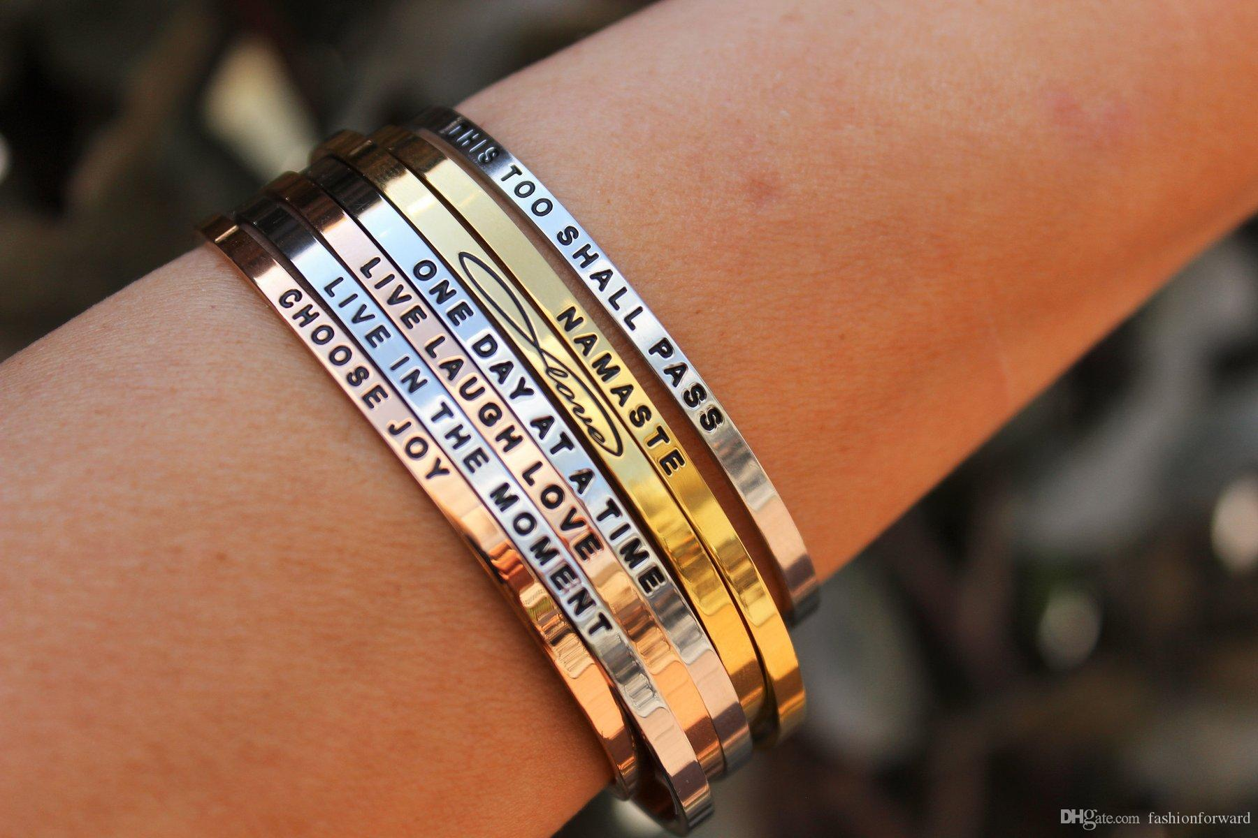 Factory Wholesale Custom Men Women Popular Engraved