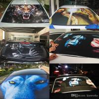 2018 Funny Car Rear Window Film Sun Protection Various ...