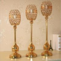 Discount Gold Candle Holders Event Candlesticks Party ...