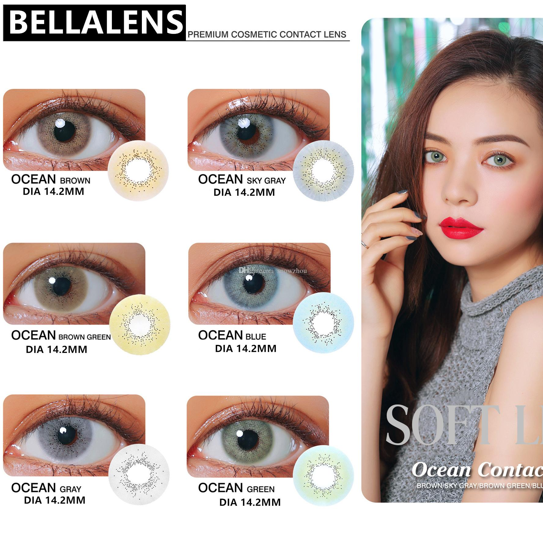 color contact lenses dhl shipping recognized comsmetic contact lenses color contact lenses online with 5 95 pair on snowzhou s store dhgate com