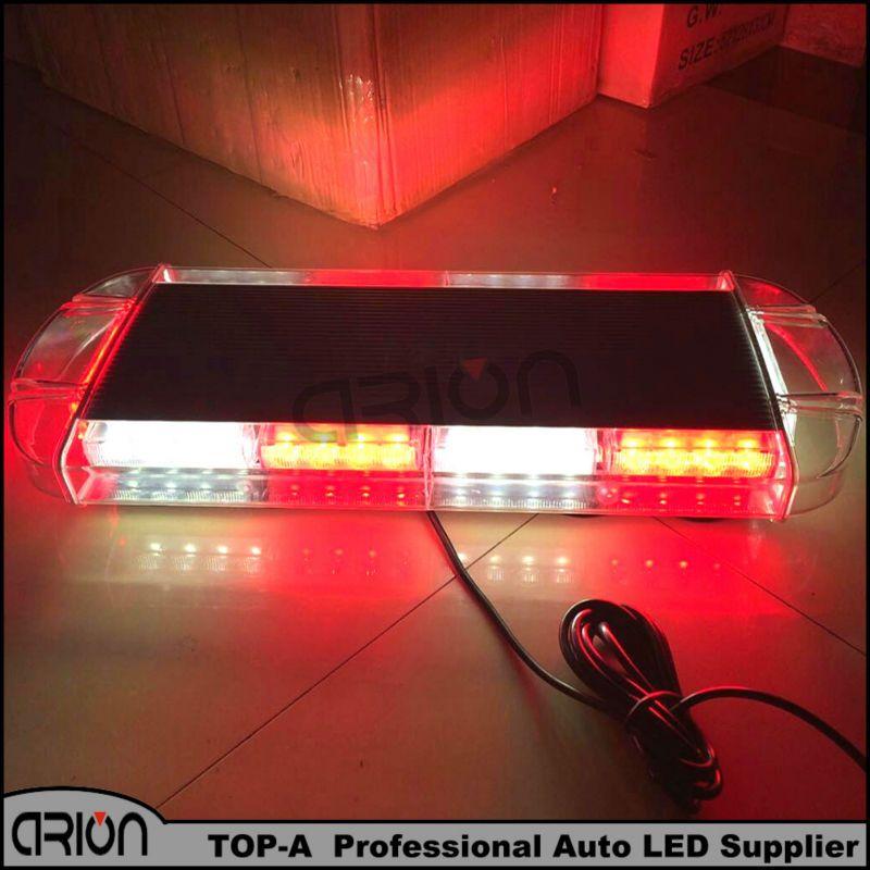 High Power 40W 40 LED Emergency Traffic Car Emergency Warning Strobe