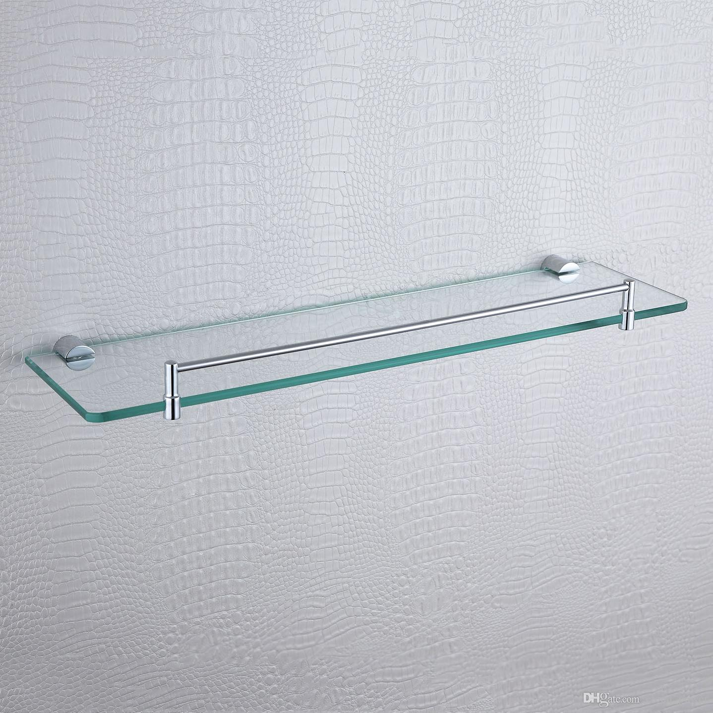 Fullsize Of Single Bathroom Shelf