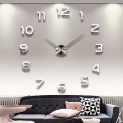 Small Crop Of Large Wall Clocks