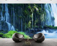 New Custom 3d Beautiful Landscape Mural Landscape Mountain ...