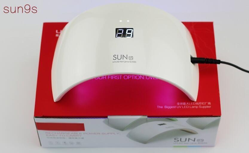 2019 Sun9s Sun9c 24w Usb Led Lamp Nail Dryer Uv Nail Lamp