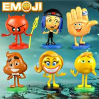 2018 Emoji Movie Action Figures Jailbreak Gene Poop Ice ...