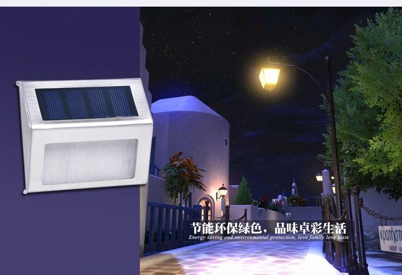 Großhandel 2017 Solar Led Waterproofc Licht Lampen Flutlichter 2 - lampen ausen led 2