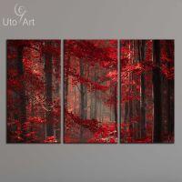 3 Panel Wall Art | Wall Plate Design Ideas