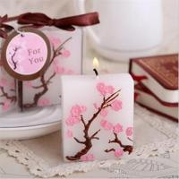 Cherry Blossom Candle Favors Bridal Shower Wedding ...