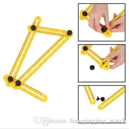 Multi-Angle Ruler Angle-izer Template Tool Angleizer Angle Template