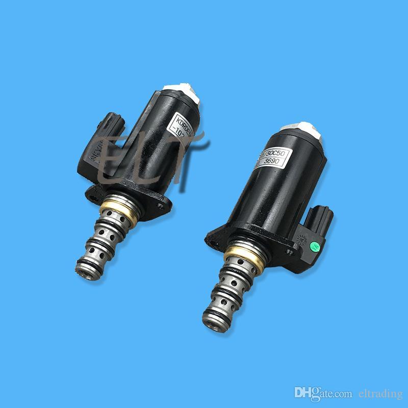 2019 Kobelco Excavator SK200 8 SK210 8 YN35V00054F1 Main Pump