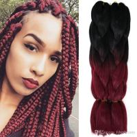 Ombre Xpressions Kanekalon Braiding Hair Colors 24'' 100g ...