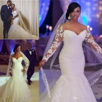 Discount African Plus Size Wedding Dresses Off The ...