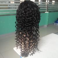 Wholesale 24 Inch Human Braiding Hair Wigs Natural Color ...